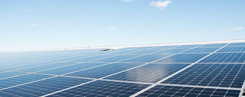 stort solcellstak i Sverige